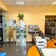 Отель ABE Прага интерьер отеля фото 4
