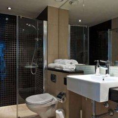 Отель Quality Hotel Edvard Grieg Норвегия, Берген - отзывы, цены и фото номеров - забронировать отель Quality Hotel Edvard Grieg онлайн ванная фото 2