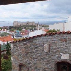 Bozcaada Panorama Hotel балкон