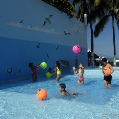 Отель Playa Los Arcos - Resort & Spa All Inclusive бассейн