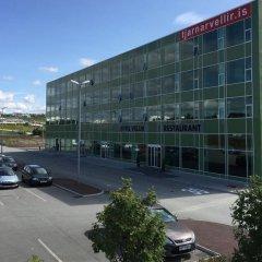 Hotel Vellir парковка