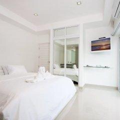 Отель Villa 7th Heaven Beach Front На Чом Тхиан комната для гостей фото 3