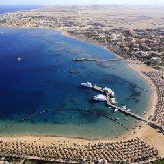 Отель Solymar Makadi Sun пляж фото 2