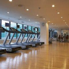 Lotte Hotel World фитнесс-зал фото 2
