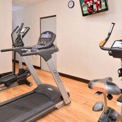 Отель Red Roof Inn & Suites Columbus - W. Broad фитнесс-зал фото 2