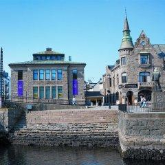 Отель Best Western Baronen Hotel Норвегия, Олесунн - отзывы, цены и фото номеров - забронировать отель Best Western Baronen Hotel онлайн приотельная территория фото 2