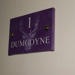 Отель The Drymen Inn интерьер отеля
