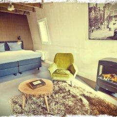 Отель V Lofts комната для гостей