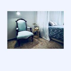 Отель Hostal Vazquez De Mella Мадрид удобства в номере