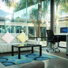 Отель Samui Resotel And Spa Самуи фитнесс-зал фото 4