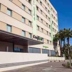 Отель Campanile Barcelona Sud - Cornella Испания, Корнелья-де-Льобрегат - 4 отзыва об отеле, цены и фото номеров - забронировать отель Campanile Barcelona Sud - Cornella онлайн парковка