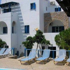 Отель Ira Studios Греция, Остров Санторини - отзывы, цены и фото номеров - забронировать отель Ira Studios онлайн пляж