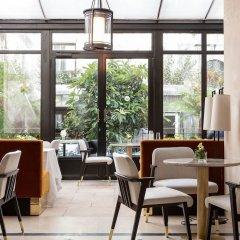 Отель Les Jardins du Faubourg питание