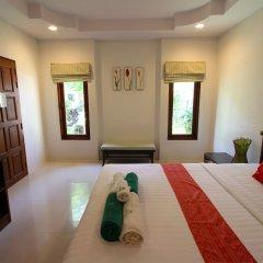 Отель The Green Beach Resort комната для гостей фото 3