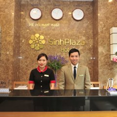 Отель SinhPlaza сауна