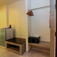 Отель Nida Rooms North Pattaya Crystal Sand сейф в номере