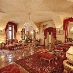 Отель Alchymist Grand Hotel & Spa Чехия, Прага - 5 отзывов об отеле, цены и фото номеров - забронировать отель Alchymist Grand Hotel & Spa онлайн интерьер отеля
