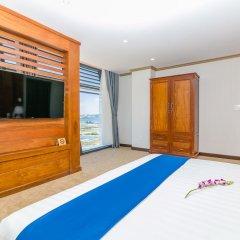 Отель Navy Hotel Cam Ranh Вьетнам, Камрань - отзывы, цены и фото номеров - забронировать отель Navy Hotel Cam Ranh онлайн комната для гостей фото 5