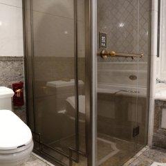 Shanghai Donghu Hotel ванная фото 2