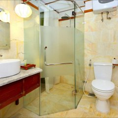 Thanh Van 1 Hotel ванная фото 2