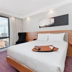 Отель Hampton by Hilton London Waterloo комната для гостей фото 3