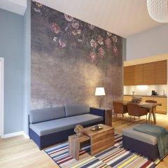 Отель Hyatt House Dusseldorf Andreas Quarter комната для гостей фото 4