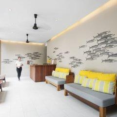 Отель Haadtien Beach Club комната для гостей фото 2