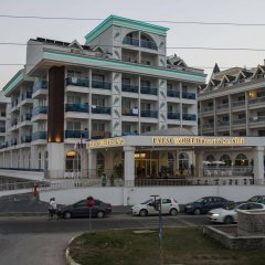 Отель Palm World Resort & Spa Side - All Inclusive Сиде парковка