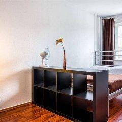 Отель Alexanderplatz Apartments Германия, Берлин - отзывы, цены и фото номеров - забронировать отель Alexanderplatz Apartments онлайн комната для гостей фото 4