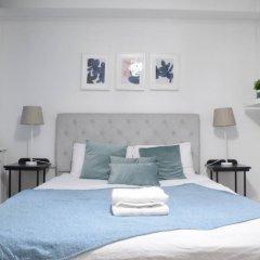 Отель Kensington 1 Bedroom Flat With Terrace Великобритания, Лондон - отзывы, цены и фото номеров - забронировать отель Kensington 1 Bedroom Flat With Terrace онлайн комната для гостей фото 2