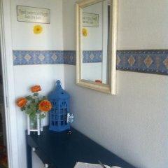 Отель Vejle Golf Bed & Breakfast Боркоп ванная