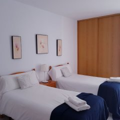 Отель Apartamentos Salceda Испания, Ноха - отзывы, цены и фото номеров - забронировать отель Apartamentos Salceda онлайн комната для гостей фото 4