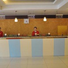 Отель Hejia Inn Beijing Anwai интерьер отеля фото 2