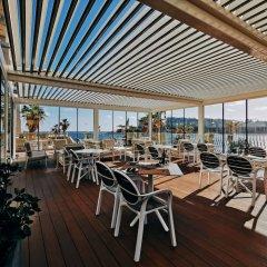 Отель Cavalieri Art Hotel Мальта, Сан Джулианс - 11 отзывов об отеле, цены и фото номеров - забронировать отель Cavalieri Art Hotel онлайн бассейн фото 2