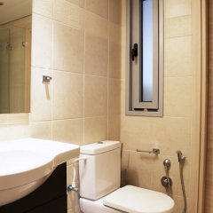 Отель Luxury With Stunning View And Parking Рамат-Ган ванная фото 2