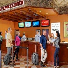 Отель Silver Sevens Hotel & Casino США, Лас-Вегас - отзывы, цены и фото номеров - забронировать отель Silver Sevens Hotel & Casino онлайн интерьер отеля