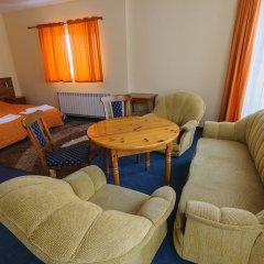 Chateau Vaptzarov Hotel комната для гостей