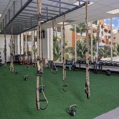 Отель Iberostar Grand Rose Hall фитнесс-зал