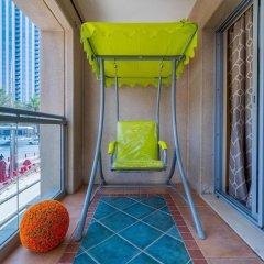 Отель City Nights - 3B Villa City View балкон