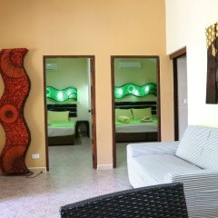 Отель Kamala Tropical Garden комната для гостей фото 2