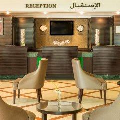 Coral Dubai Deira Hotel интерьер отеля