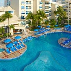 Отель Occidental Costa Cancún All Inclusive Мексика, Канкун - 12 отзывов об отеле, цены и фото номеров - забронировать отель Occidental Costa Cancún All Inclusive онлайн фото 2