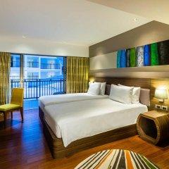 Отель Novotel Phuket Karon Beach Resort & Spa Пхукет комната для гостей фото 3