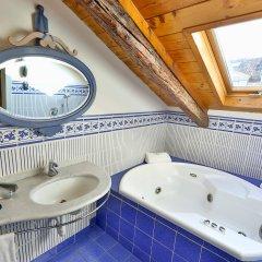 Отель Best Western Hotel Piemontese Италия, Турин - 1 отзыв об отеле, цены и фото номеров - забронировать отель Best Western Hotel Piemontese онлайн ванная фото 2