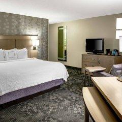 Отель Courtyard Columbus Downtown комната для гостей фото 3