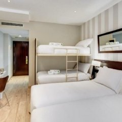Отель Sercotel Madrid Aeropuerto Мадрид комната для гостей фото 3