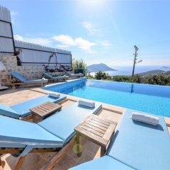 Villa Menekse Турция, Патара - отзывы, цены и фото номеров - забронировать отель Villa Menekse онлайн бассейн