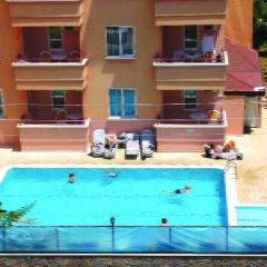 Отель Damlatas Elegant Аланья с домашними животными