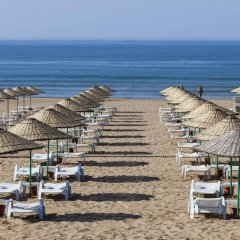 Отель Roma Beach Resort & Spa пляж