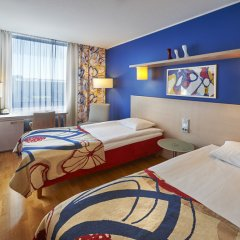 Отель Cumulus Hakaniemi 3* Стандартный номер с 2 отдельными кроватями фото 10